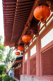 Tradycyjni Chińskie pagoda Obrazy Royalty Free