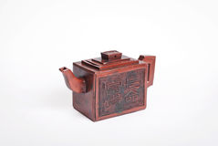 Tradycyjni chińskie teapot Fotografia Royalty Free