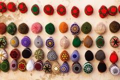 Tradycyjni fes w Marocco zdjęcia stock