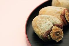 tradycyjni japońscy cukierki Zdjęcia Royalty Free