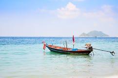 tradycyjny łódkowaty longtail Obrazy Stock