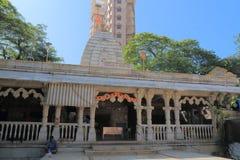 Tradycyjny świątynny Mumbai India obrazy royalty free