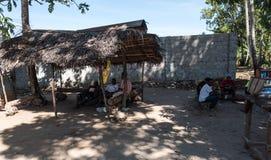 Tradycyjny życie Zanzibar ludzie zdjęcia royalty free