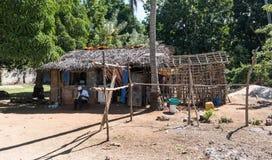 Tradycyjny życie Zanzibar ludzie zdjęcie royalty free