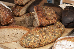 Tradycyjny żyto chleb zdjęcie stock