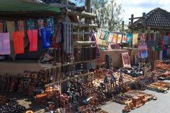 Tradycyjny afrykanina rynek Zdjęcia Stock