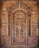 Tradycyjny balijczyka craftsmanship fotografia royalty free
