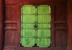 tradycyjny brama koreańczyk Obrazy Stock