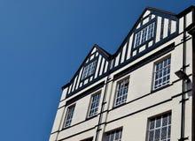 Tradycyjny brytyjski dom w Walsall centrum miasta Fotografia Stock