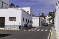Tradycyjny budynek w Haria Obraz Royalty Free