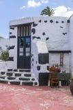 Tradycyjny budynek w Haria Zdjęcie Royalty Free