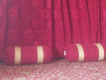 Tradycyjny Chair& x28; PAKISTAN& x29; Obrazy Stock