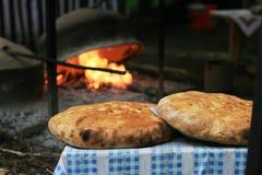 Tradycyjny chleb Fotografia Stock