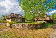 tradycyjny farmy ukrainian Obrazy Royalty Free