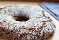 Tradycyjny finnish domowej roboty żyto chleb Obrazy Royalty Free