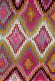 Tradycyjny handmade Turecki dywan zdjęcie royalty free
