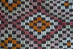 Tradycyjny handmade Turecki dywan zdjęcia royalty free
