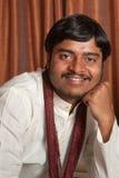 tradycyjny indyjski mężczyzna Obrazy Stock