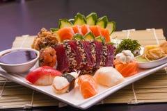Tradycyjny Japonese jedzenie Fotografia Royalty Free