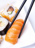 Tradycyjny Japoński jedzenie Zdjęcie Royalty Free