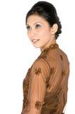 Tradycyjny Kebaya obrazy royalty free