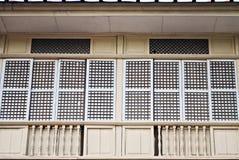 Tradycyjny Kolonialny ery Filipińczyk dom zdjęcia stock