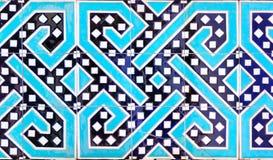 tradycyjny meczetowy ceramika ornament obraz royalty free