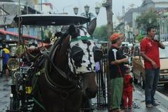 Tradycyjny miasteczko zdjęcia stock
