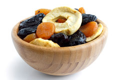 Tradycyjny mieszany wysuszony - owoc fotografia royalty free