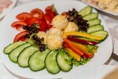 Tradycyjny moldavian jedzenie Zdjęcie Stock