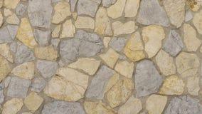 Tradycyjny naturalny stonewall obrazy stock