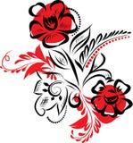 tradycyjny ornamentu rosjanin Obraz Royalty Free