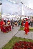 Tradycyjny Osmański wojsko zespół Fotografia Royalty Free