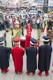 Tradycyjny Osmański wojsko zespół Obraz Stock