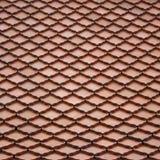 Dachowy tajlandzki styl Fotografia Stock