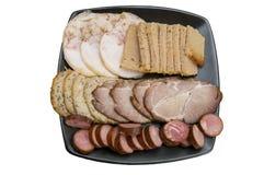 Tradycyjny Polski mięso zdjęcia stock