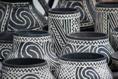 tradycyjny Romania ceramiczny wieśniak Obrazy Stock