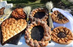 Tradycyjny romanian ciasto Zdjęcie Royalty Free