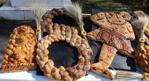 Tradycyjny romanian ciasto Obraz Royalty Free