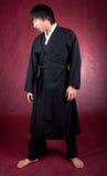 tradycyjny smokingowy koreański mężczyzna Fotografia Royalty Free