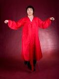 tradycyjny smokingowy koreański mężczyzna Fotografia Stock