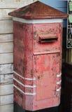 Tradycyjny Tajlandia poczta pudełko Obraz Stock