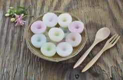 Tradycyjny Tajlandzki deser Obrazy Stock