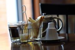Tradycyjny Tajlandzki śniadanie set Fotografia Stock