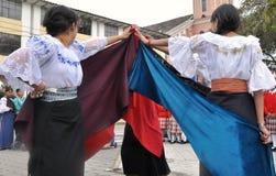 tradycyjny tana ecuadorian Zdjęcie Royalty Free