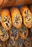 Tradycyjny Turecki baklava deser Obraz Royalty Free