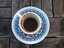 Tradycyjny turecki coffe Zdjęcia Stock