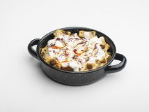 Tradycyjny Turecki jedzenie Manti, obraz stock