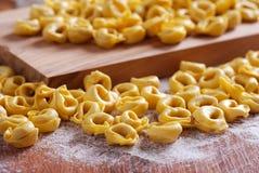 tradycyjny włoski makaron Obraz Stock