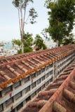 Tradycyjny Wietnamski Buddyjski kolumbarium fotografia stock